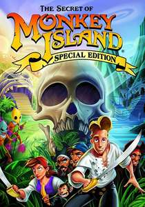 The Secret of Monkey Island Special Edition ou Monkey Island 2 (dématérialisé - Steam)