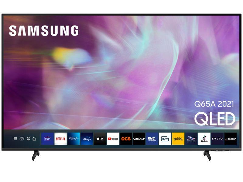 "TV 55"" SAMSUNG QE55Q65A - QLED, UHD (Via ODR 100€)"