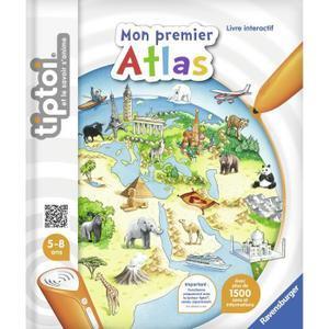 Mon premier Atlas Tiptoi