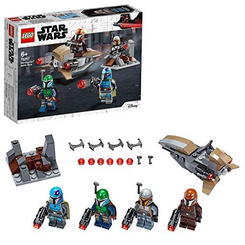 Jouet Lego Star Wars 75267 - Le coffret de bataille Mandalorien