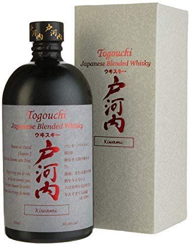 Whisky Togouchi Hiroshima Kiwami Blended - 70 cl