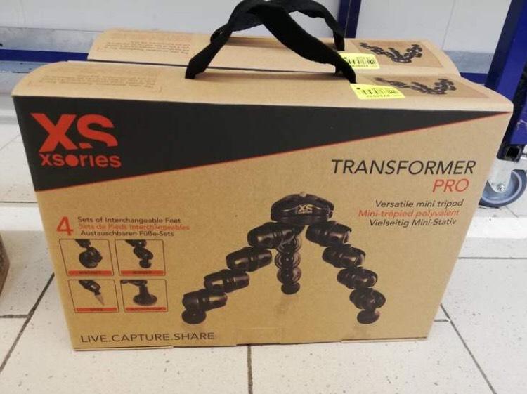 Trépied polyvalent XSories Tripod Transformer Pro - Beaupréau-en-Mauges (49)