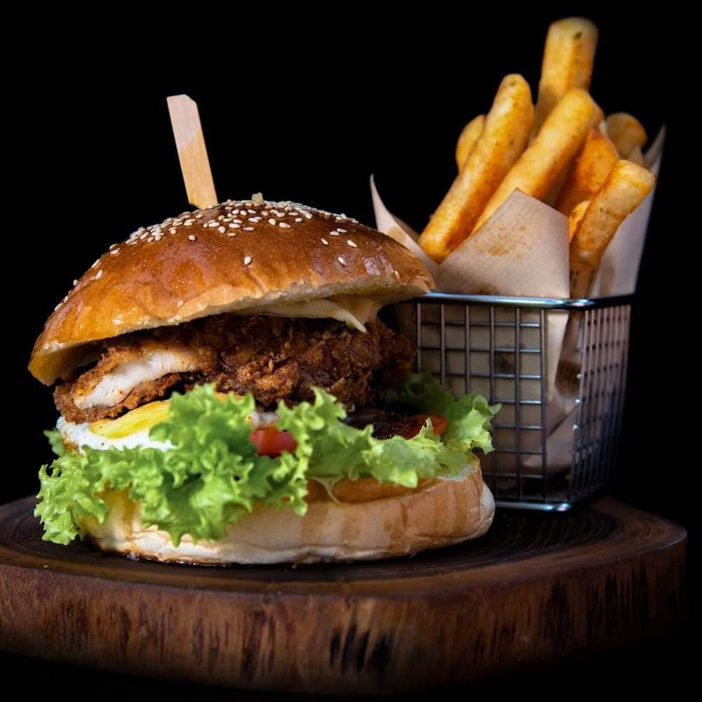 [Étudiants] Menus Burger Gratuits - Esplanade Compans Toulouse (31)