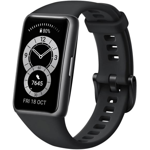 Montre connectée Huawei Watch Fit Elegant Edition - Noir