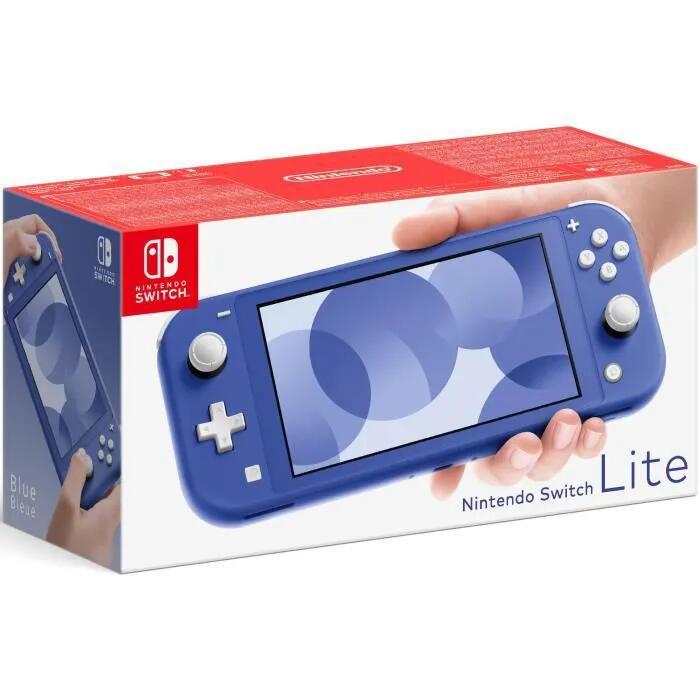 Console portable Nintendo Switch Lite - Divers coloris