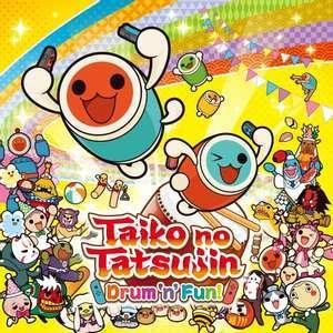 Taiko no Tatsujin: Drum'n'Fun! sur Nintendo Switch (Dématérialisé)