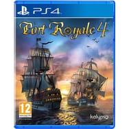 Port Royale 4 sur PS4
