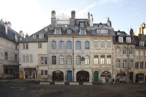 Entrée gratuite à la Maison Natale de Victor Hugo, au Musée des Beaux-Arts et d'Archéologie & au Musée du Temps - Besançon (25)