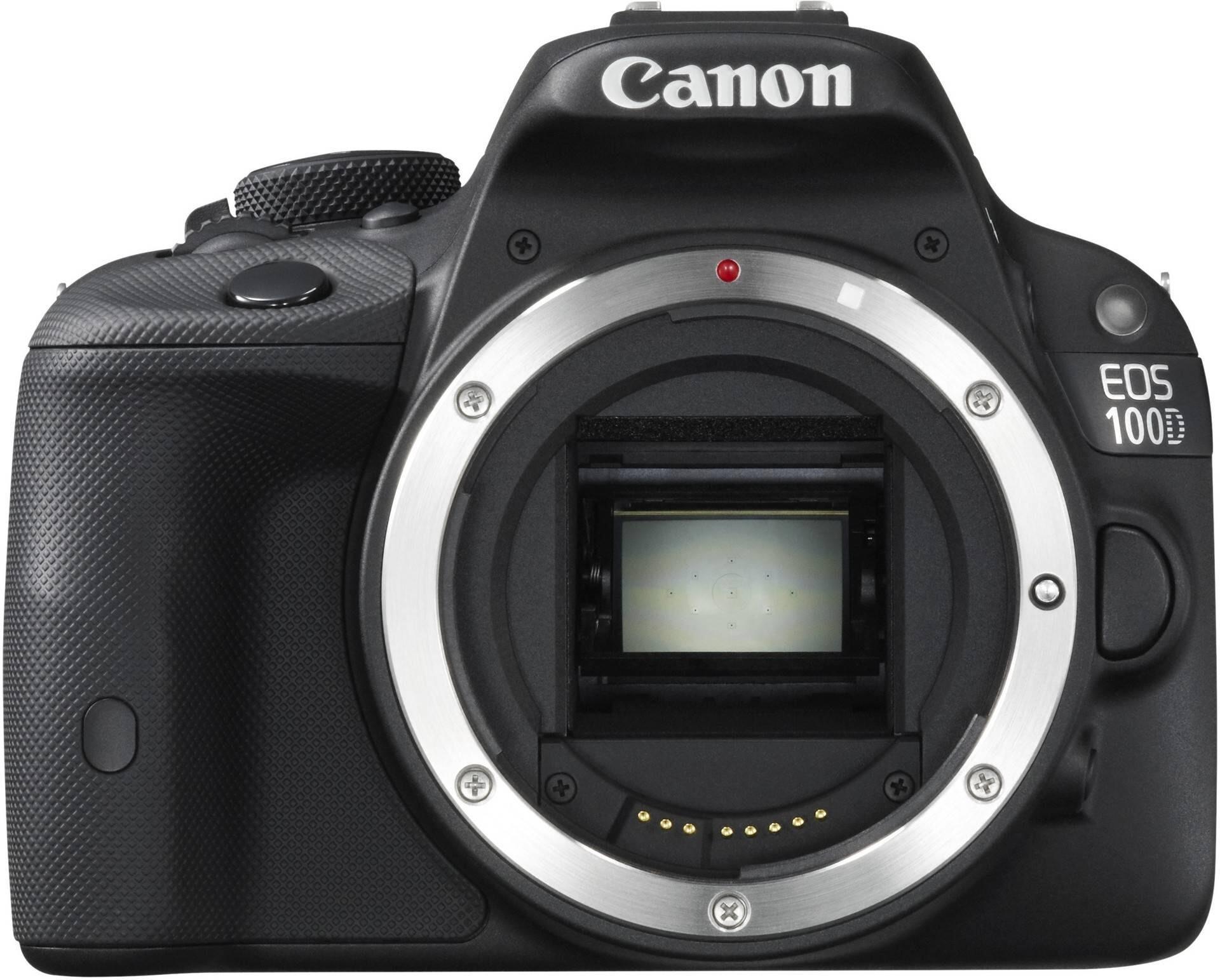 Reflex Canon EOS 100D - Boîtier Nu