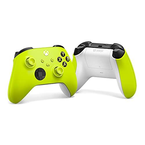 Manette sans fil Microsoft Xbox - Electric Volt