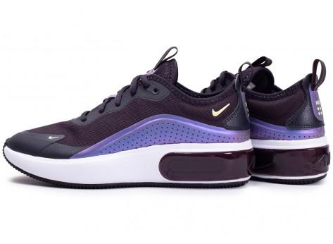Chaussures femme Nike Air Max Dia - Noir et violet