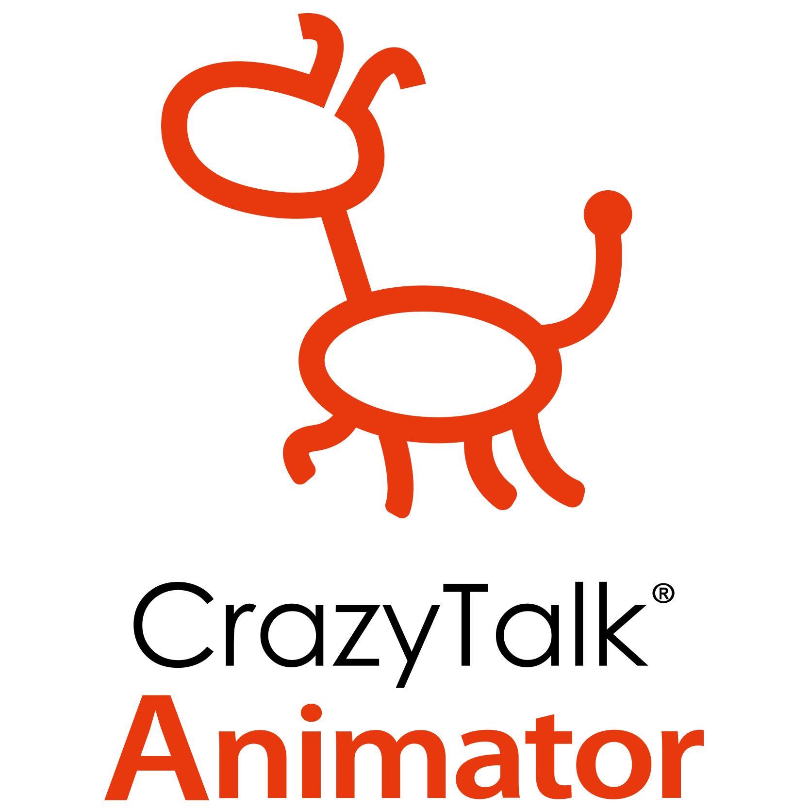 Logiciel d'animation 2D CrazyTalk Animator 2 / 3 Pro Gratuit sur PC (Dématérialisé - Version Anglaise / Allemande) - reallusion.com