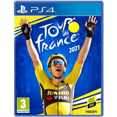 [PS4][XBOX ONE] Tour de France 2021