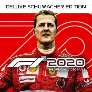 F1 2020 - Édition Deluxe Schumacher sur PC (dématérialisé)