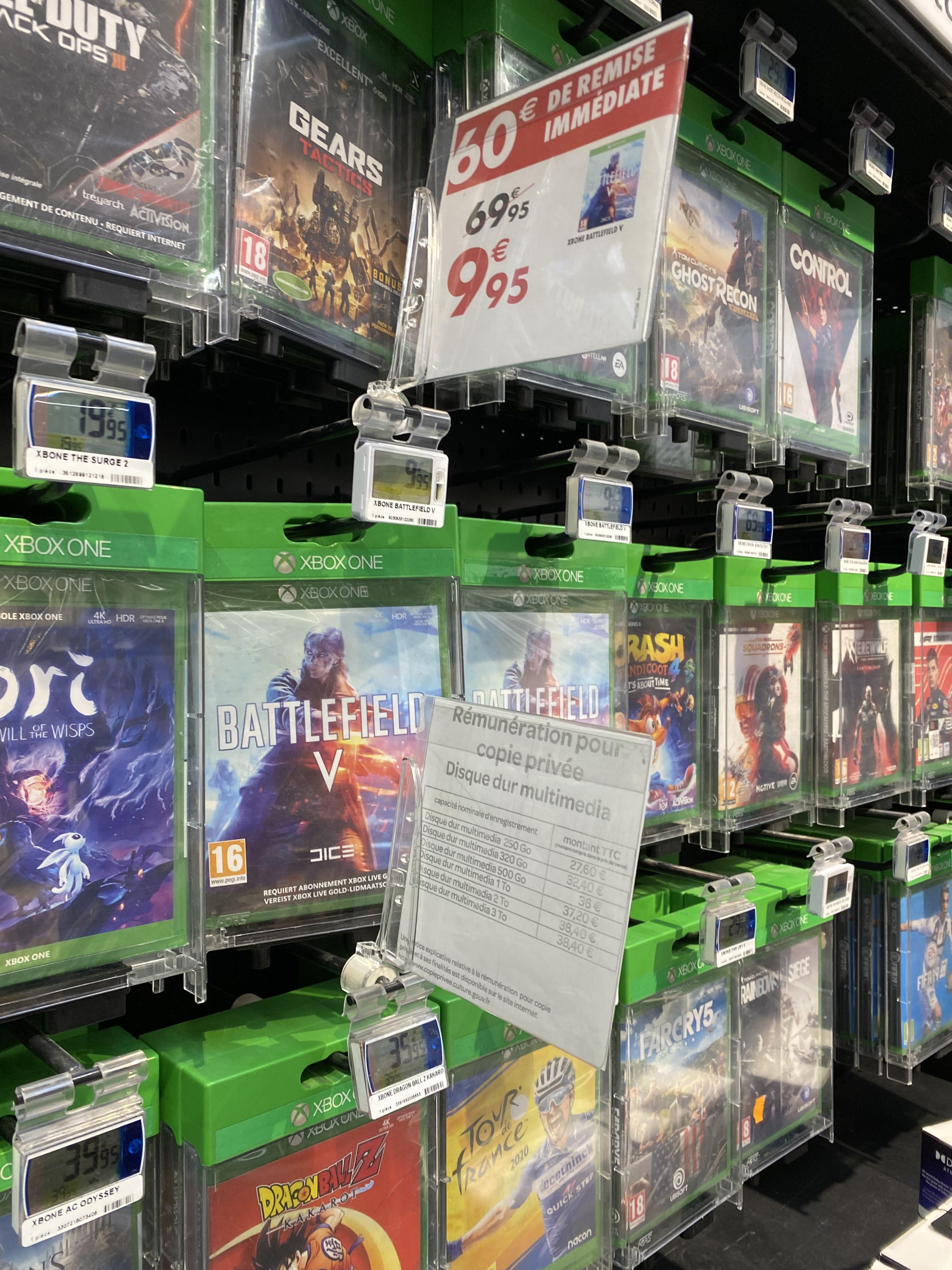Battlefield V sur Xbox One - Merignac (33)