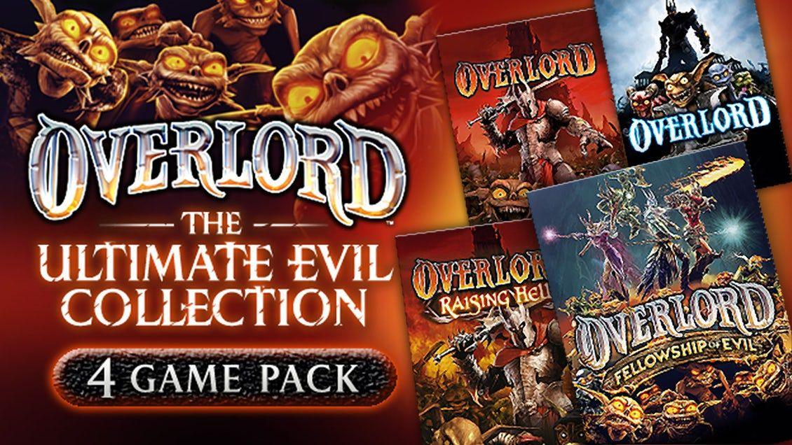Jeu Overlord : Ultimate Evil Collection sur PC (Dématérialisé - Steam)