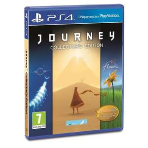 The Journey Edition Collector sur PS4