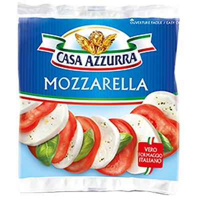 Mozzarella de vache Casa Azzurra - 125g gratuite (via BDR)