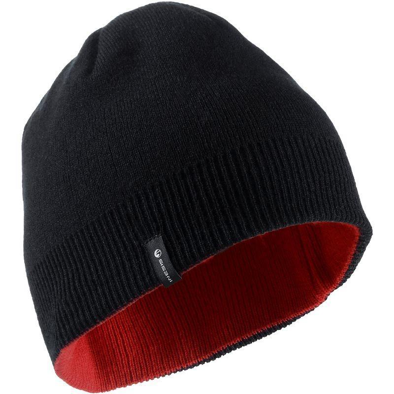 Bonnet reversible mixte Inesis - Noir