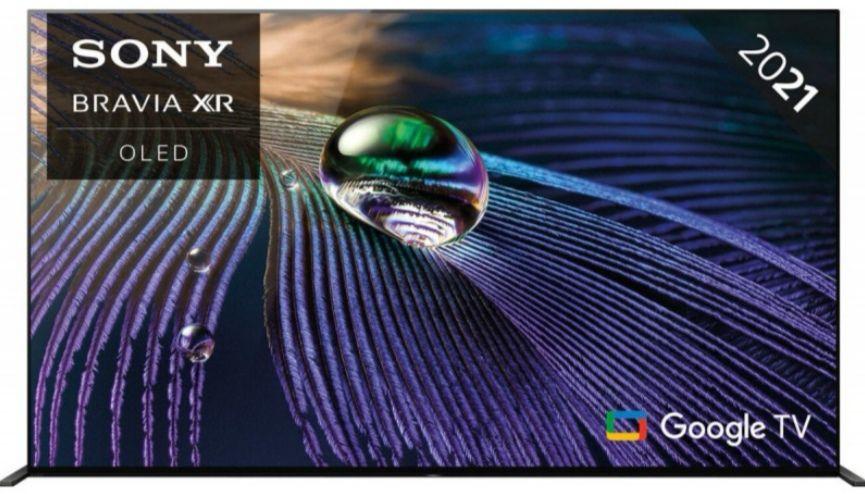 """Précommande : TV 83"""" Sony XR-83A90J - Oled, 4K UHD"""