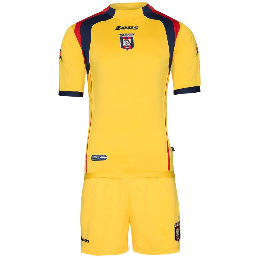 Ensemble de football à manches courtes FC Crotone Zeus