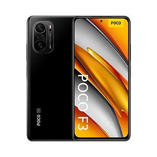 """Smartphone 6.67"""" Poco F3 Xiaomi - 6Go, 128Go, 120Hz, Snapdragon 870 (Vendeur Tiers)"""