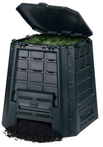 Composteur 360L - 79x85x79cm