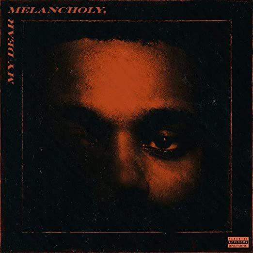 Vinyle The Weeknd - My Dear Melancholy
