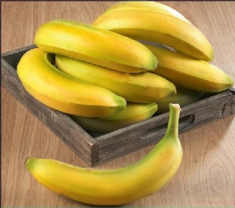Bananes Cavendish - Catégorie 1, Origine Afrique, 1 kg