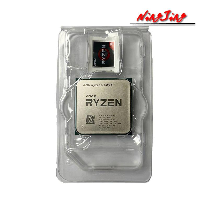 Processeur AMD Ryzen 5 5600X - 3.7 / 4.6 GHz (Sans Ventirad) 257.61 euros avec code promo.
