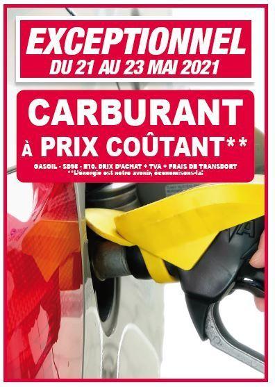 Carburant à prix coûtant - Arles (13)
