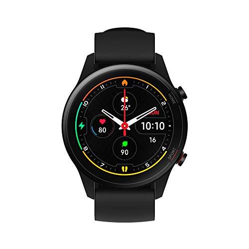 Montre connectée Xiaomi Mi Watch - Noir, Bleu ou Blanc