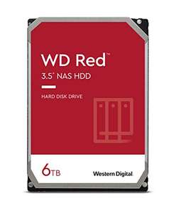 """Disque dur interne NAS 3,5"""" WD Red - 6 To"""