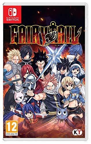 Fairy Tail sur Switch