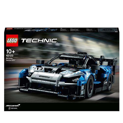 1 jouet Lego Car acheté = 50% de réduction sur le 2ème (le moins cher)