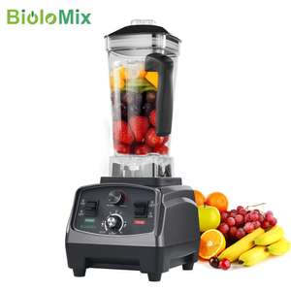 Mixeur Blender BioloMix - 2200W, Bol 2L sans BPA (Entrepôt Pologne - 27.54€ via SDFRM22)