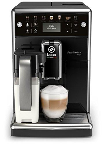 Machine à café automatique avec broyeur Saeco PicoBaristo Deluxe SM5570/10
