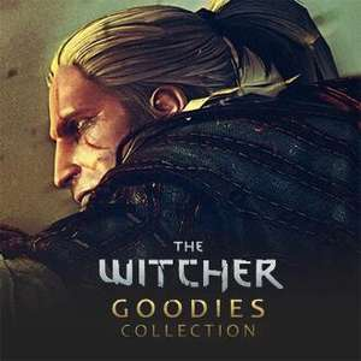 The Witcher Goodies Collection avec Concert 4K, Artbook... Gratuit (Dématérialisé)