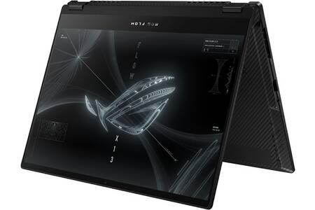 "PC Portable 13,4"" Asus ROG Flow X13 - Full HD tactile 120 Hz, Ryzen 9 5900HS, 16 Go RAM, 512 Go SSD, GTX 1650 MaxQ, Windows 10"