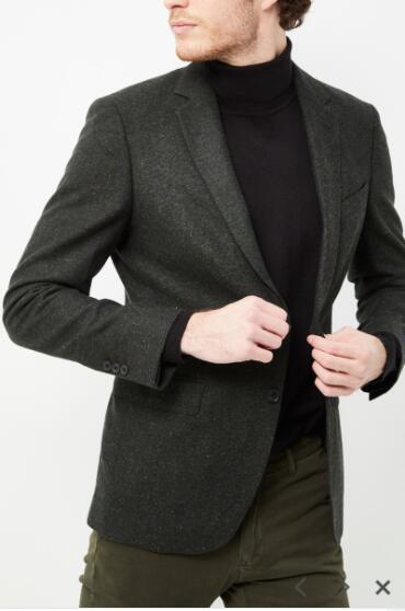Blazer Gant pour Homme - Vert foncé, Tailles 48, 54, 56 & 58