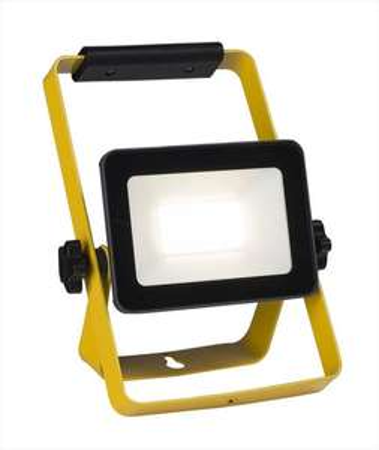 Projecteur de chantier à LED (1550 Lm, 20W, IP44) - Limoges (87)