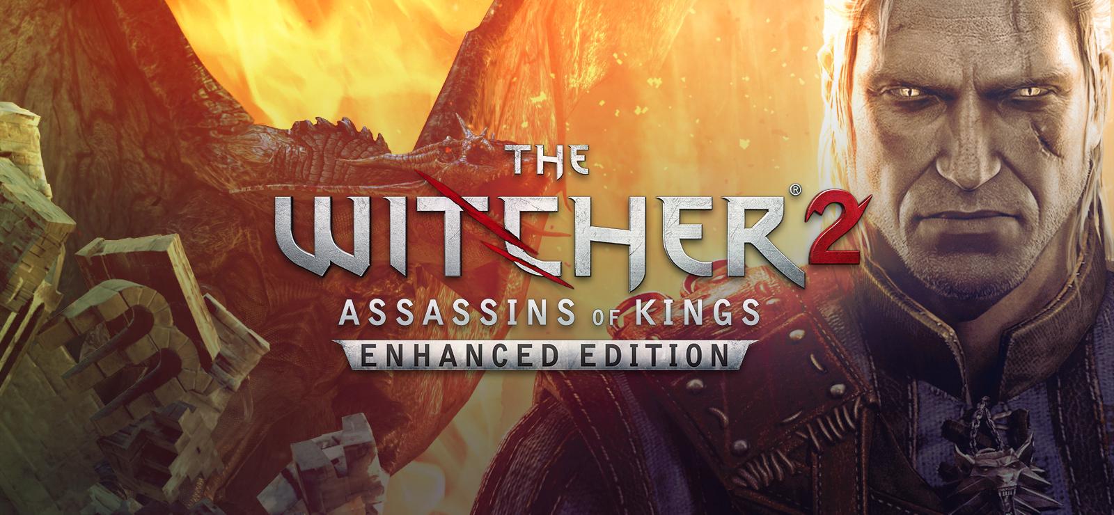 Jeu The Witcher 2: Assassins of Kings - Enhanced Edition sur PC (Dématérialisé - DRM-Free)