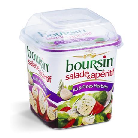 2 boîtes de Boursin Salade & Apéritif (via BDR)