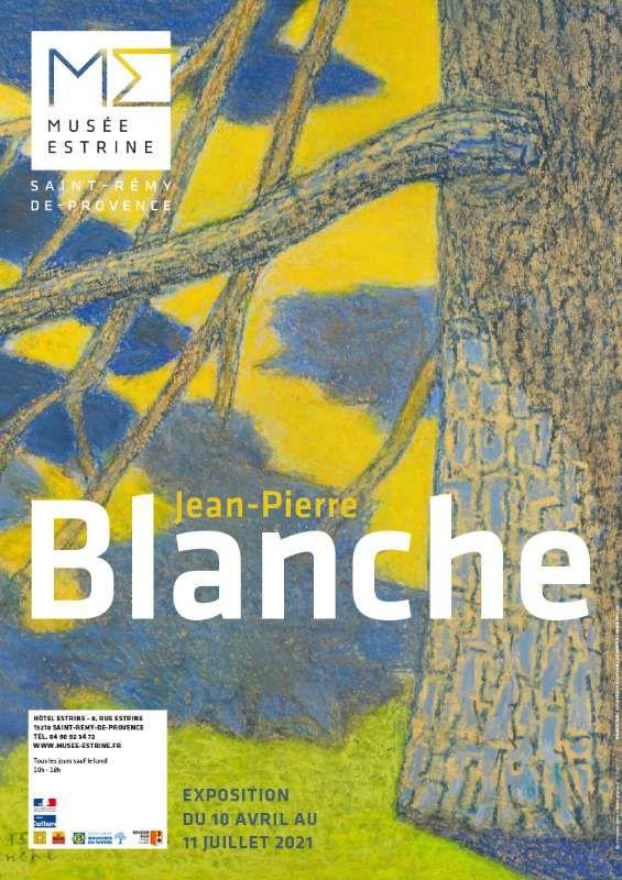 Entrée gratuite au Musée Estrine avec exposition de Jean-Pierre Blanche - Saint-Rémy-de-Provence (13)