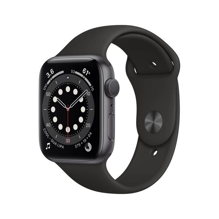 Sélection de montres connectées Apple Watch Series 6 en promotion - Ex : Version GPS, 40mm (Frontaliers Suisse)