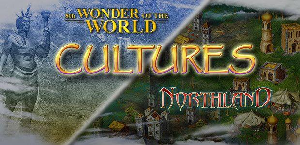 Cultures: Northland + 8th Wonder of the World sur PC (Dématérialisés - Steam)