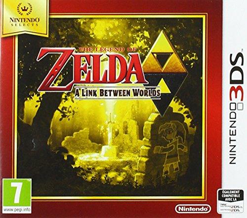 Jeu Zelda a Link between worlds sur Nintendo 3DS