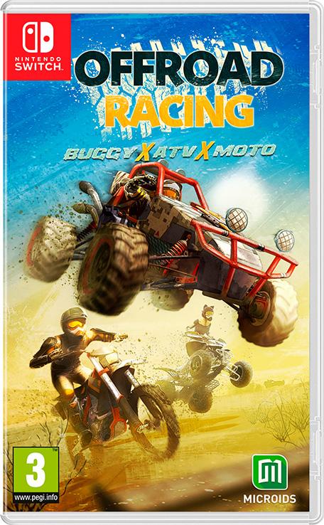 Jeu Offroad Racing - Buggy X ATV X Moto sur Nintendo Switch (Dématérialisé)
