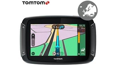 GPS Moto TomTom Rider 500 (Via ODR de 50€)