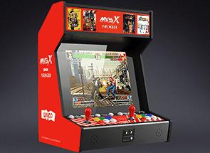 Arcade Bartop MVSX - 50 Jeux Préinstallés pour Neo Geo